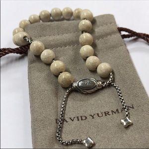 David Yurman PictureJasper Spiritual Bead Bracelet